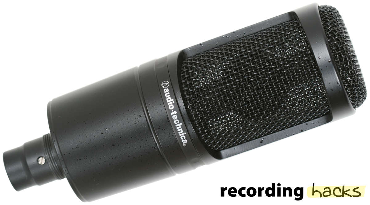 Audio-Technica AT2020 | RecordingHacks.com