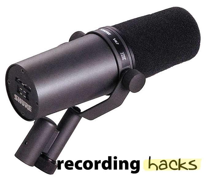 Shure Sm7b Recordinghacks Com