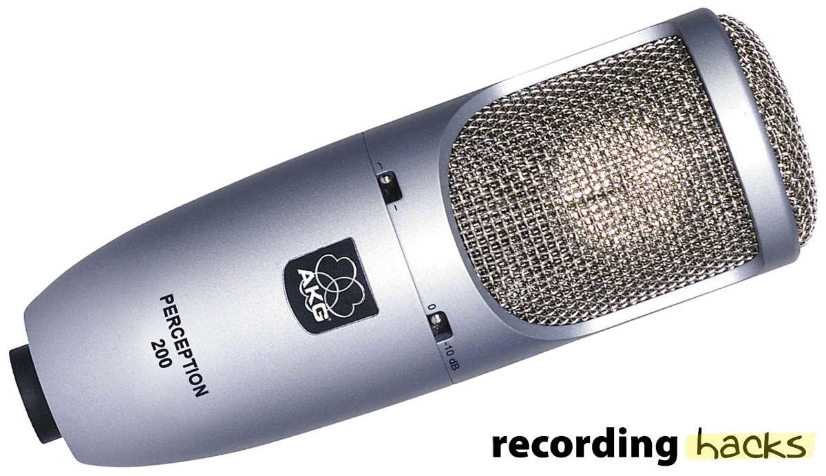 akg acoustics perception 200