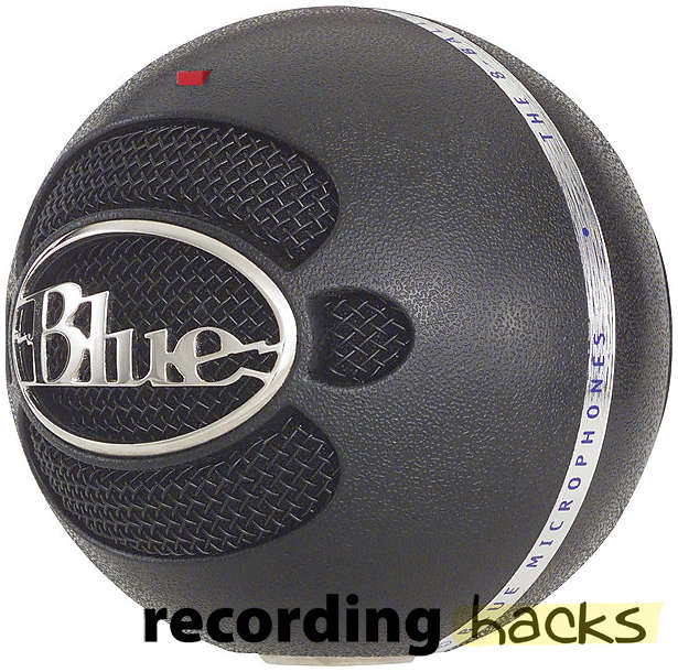 Blue Ball Microphone 48