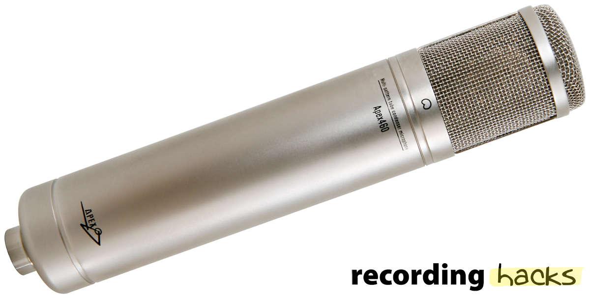 microfoon en hz