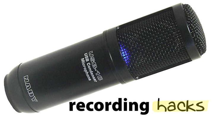 Nady Usb 1c Recordinghacks Com