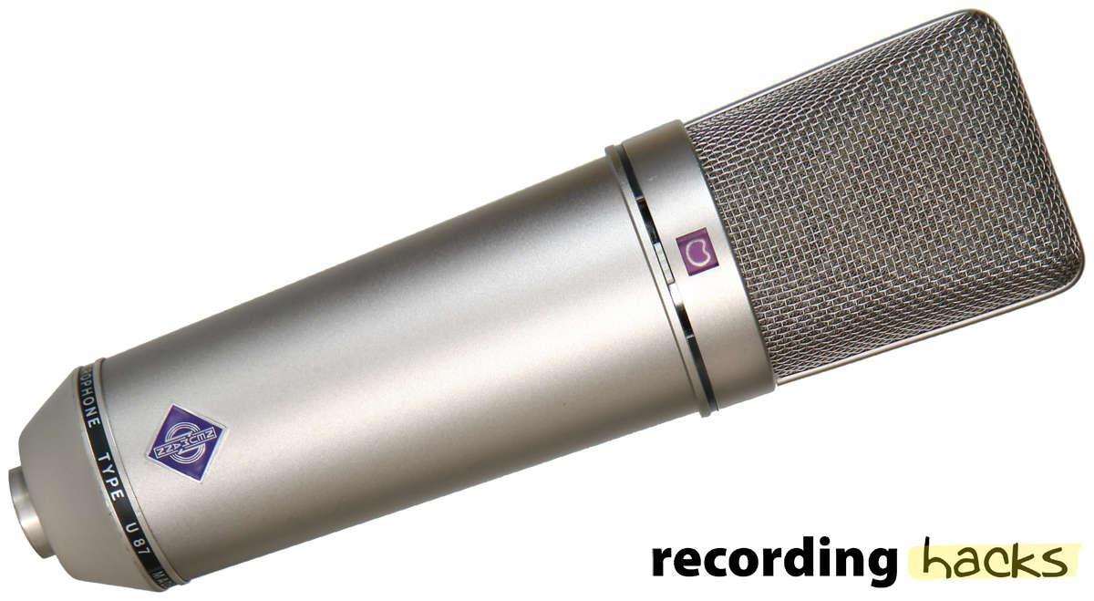 Neumann U 87 Dynamic Microphone Amplifier Circuit Diagram