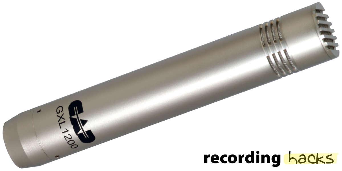 cad audio gxl1200 recordinghacks com newest microphones · cad audio gxl1200
