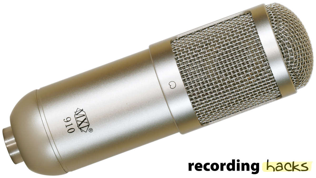 MXL 910 | RecordingHacks.com
