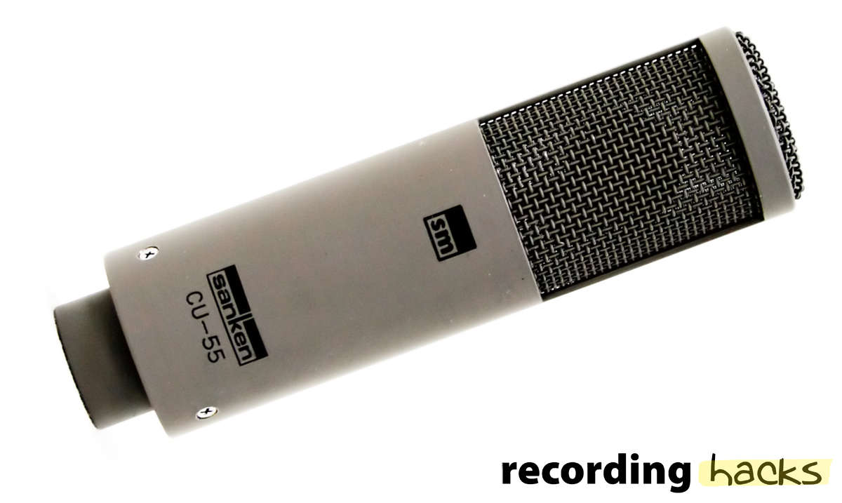 Sanken Microphone Company, Ltd  CU-55 | RecordingHacks com