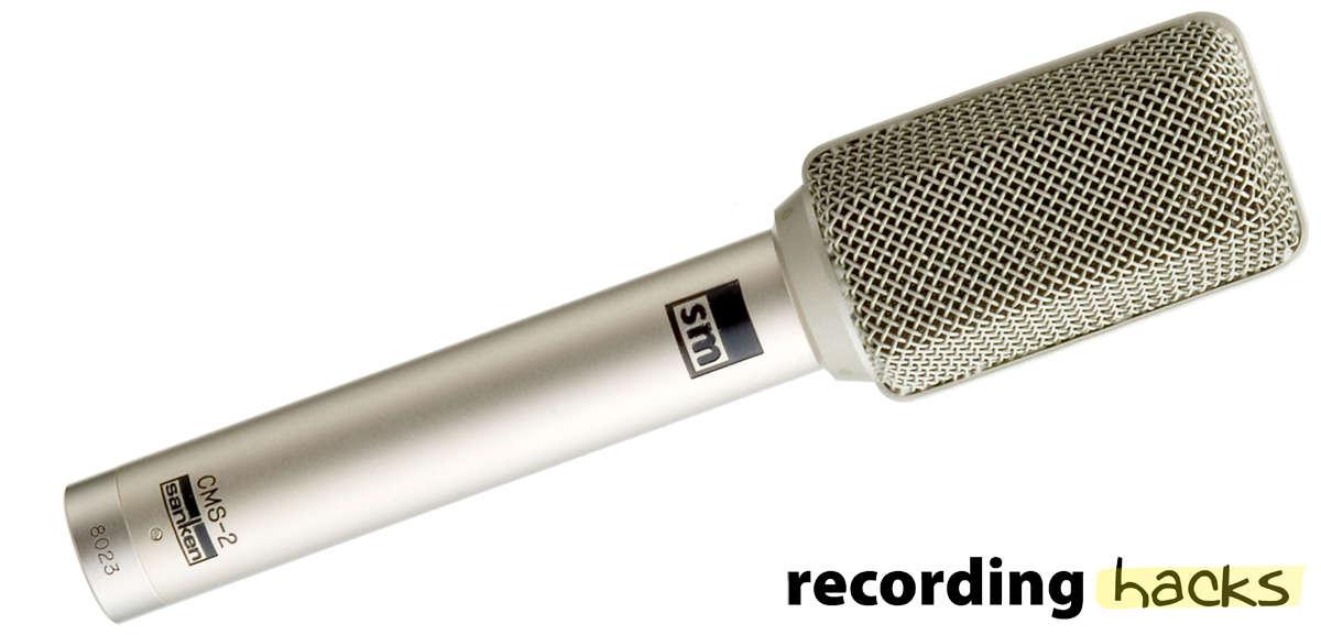Sanken Microphone Company, Ltd  CMS-2 | RecordingHacks com