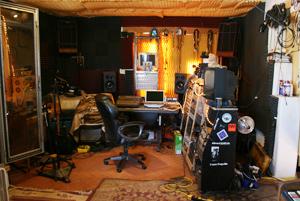 Frogville Studios Cnotrol Room, Santa Fe, NM