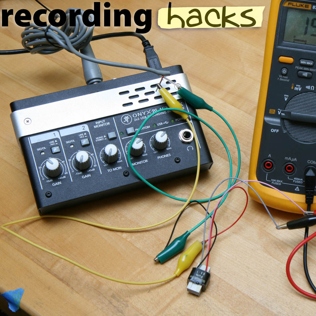 How to measure transformer ratio recording hacks | recording